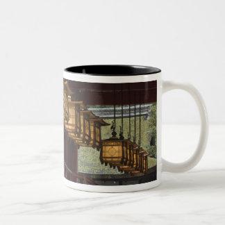 Japón, Kyoto, Fushimi, capilla magnífica 2 de Inar Taza De Café