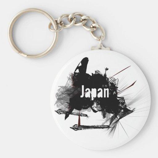 Japón Llavero Personalizado