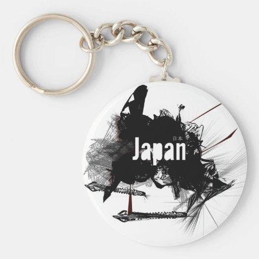Japón Llaveros