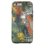 Japón, Nara, templo de Ryuzenji Funda De iPhone 6 Tough