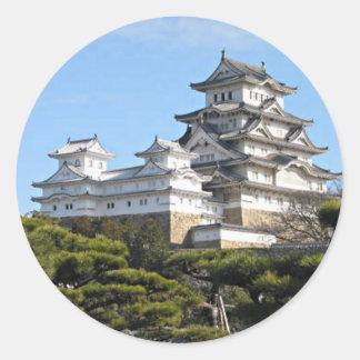 Japón Pegatina Redonda