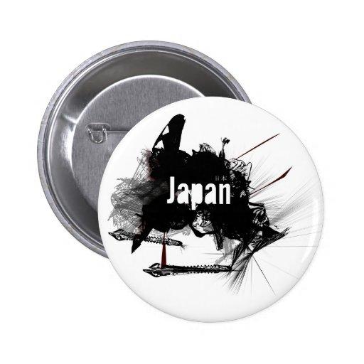 Japón Pins