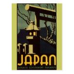 Japón Postales