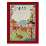 Japón Tarjeta Postal