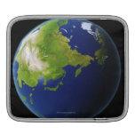 Japón visto de espacio mangas de iPad