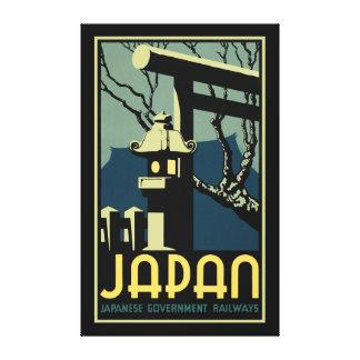 Japón - XL Impresión En Lienzo