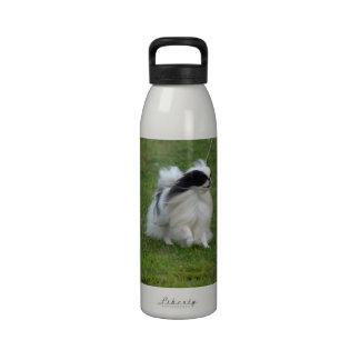 Japonés Chin Botella De Agua Reutilizable
