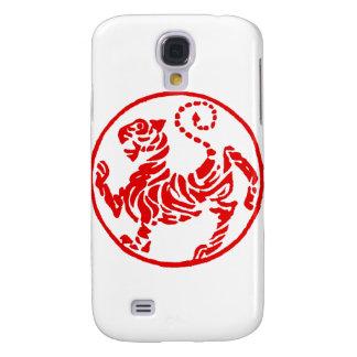 Japonés del tigre del sol naciente de Shotokan - k Funda Para Galaxy S4