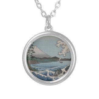 Japonés del vintage el mar de Satta Collar Personalizado