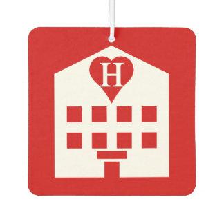 Japonés Emoji del hotel del amor