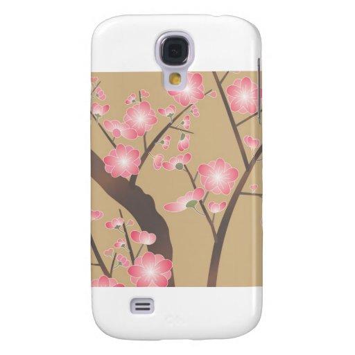 Japonés, Sakura, Origami, kimono, Kyoto, Tokio, K Funda Para Galaxy S4