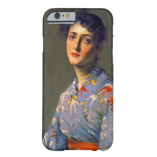 Japonisme Portrait 1890 Barely There iPhone 6 Case