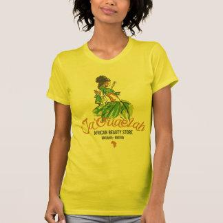 Ja'Quaelah - West African Lady Style T-Shirt