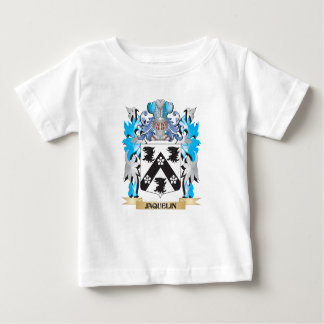 Jaquelin Coat of Arms - Family Crest Tshirt