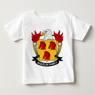 Jaquelin Family Crest Tee Shirts