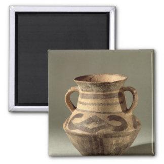 Jar, from Gansu Province, c.1300-700 BC Magnet