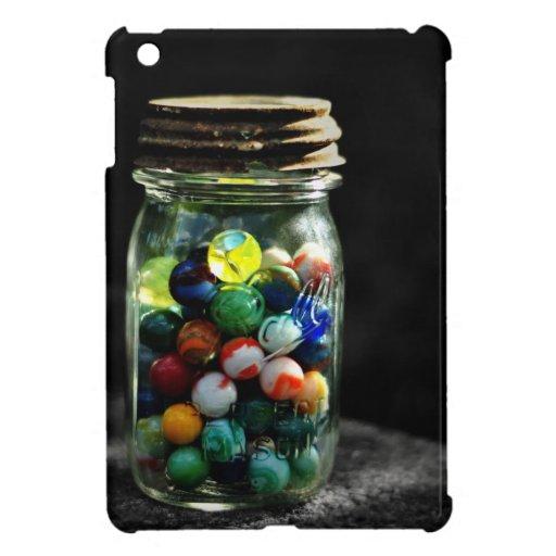 Jar Full of Marbles iPad Mini Case