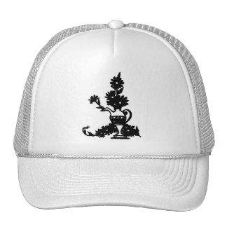 Jar of flowers Hat