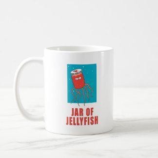 Jar of Jellyfish Coffee Mug