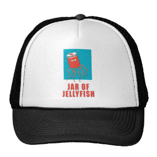 Jar of Jellyfish Trucker Hat