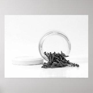 Jar of Nails Poster