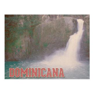 Jarabacoa baja Dominicana Tarjetas Postales