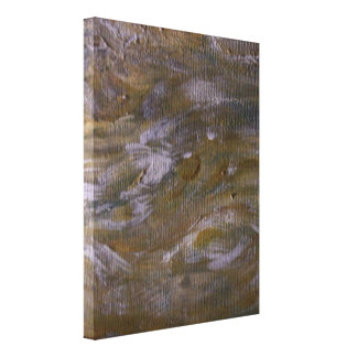 Jarabe de arce impresión en lienzo