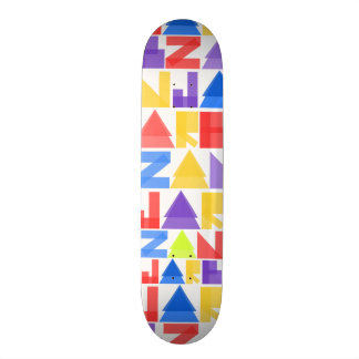 Jarb - Zan pro model Skateboard