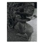 Jardín 02 tarjetas postales
