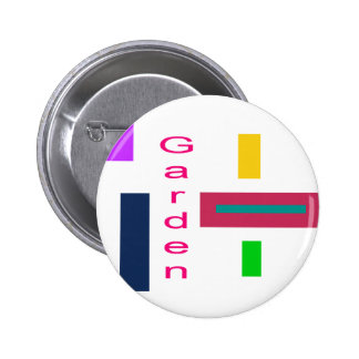 Jardín 2 pin redondo 5 cm