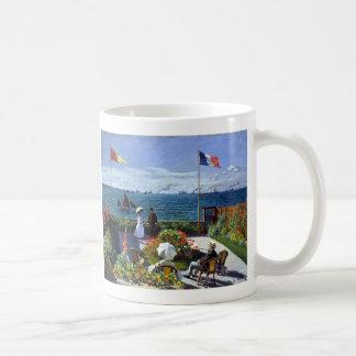 Jardin à Sainte-Adresse r Coffee Mug