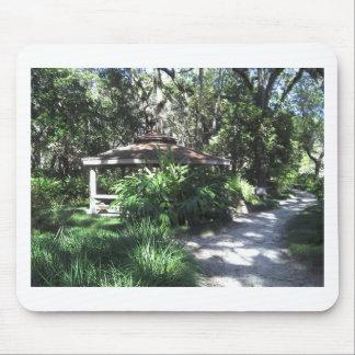 Jardín botánico de la Florida Tapete De Ratones