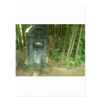 Jardín botánico de Río de Janeiro de la fuente Postal