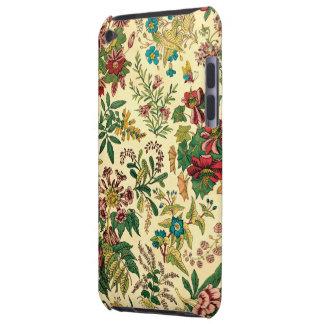 Jardín colorido del vintage floral Case-Mate iPod touch cobertura