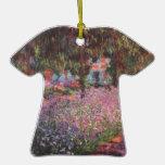 Jardín de Claude Monet //en Giverny Ornamentos De Reyes