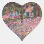 Jardín de Claude Monet //en Giverny Colcomanias Corazon
