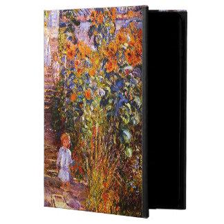Jardín de Claude Monet-Monet en Vétheuil