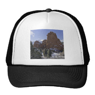 Jardín de dioses 8 gorras de camionero