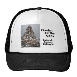 Jardín de dioses gorros