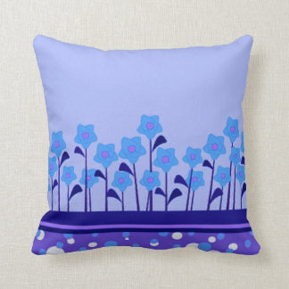 Jardín de flores 3 almohadas