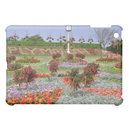 Jardín de flores anaranjado, Devon, flores de Ingl