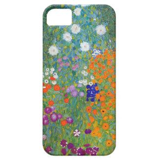 Jardín de flores de Gustavo Klimt Funda Para iPhone SE/5/5s