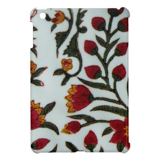 Jardín de flores de la porcelana iPad mini coberturas