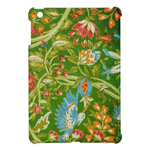 Jardín de flores de la porcelana iPad mini carcasa