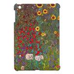 Jardín de Gustavo Klimt con caso del iPad de los g iPad Mini Funda