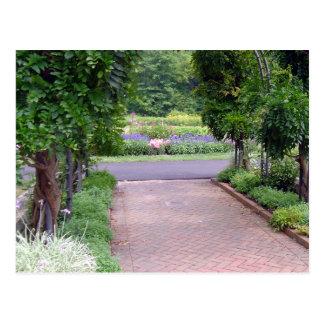 Jardín de Inniswood Tarjetas Postales