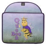 Jardín de la abeja reina funda macbook pro