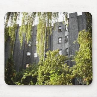Jardín de la ciudad del alfabeto, East Village, NY Alfombrilla De Ratones