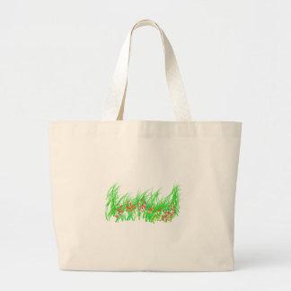 jardín de la fresa bolsa