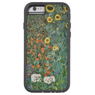 Jardín de la granja de Gustavo Klimt con los Funda De iPhone 6 Tough Xtreme